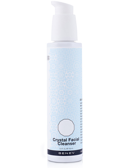 Crystal Facial Cleanser